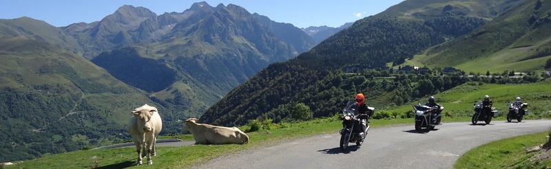 Blog Moto-Pyrénées
