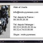 moto pyrenees contact