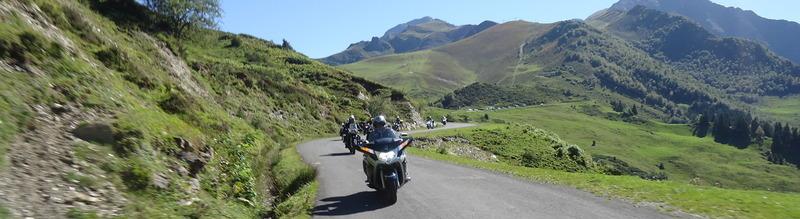 balades moto pyrenees, voyage moto pyrenees, hautes pyrenees, vacances moto pyrenees