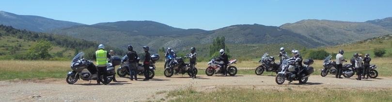 Moto Pyrénées voyage moto